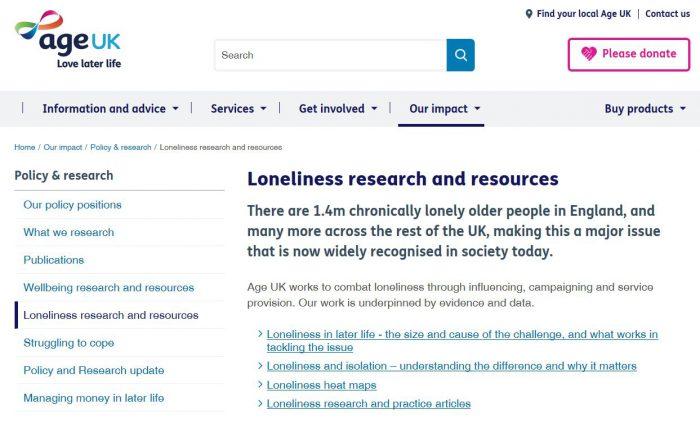 활발히 이뤄지고 있는 외로움 연구