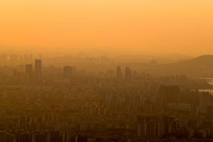 서울 미세먼지
