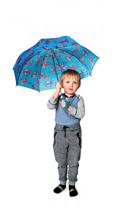 호랭이 어린이 우산 (사진=플라잉 타이거 제공)
