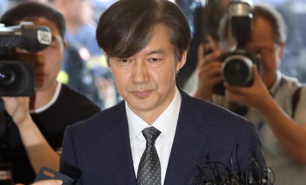 조국 법무부 장관 후보자 (사진=연합뉴스)