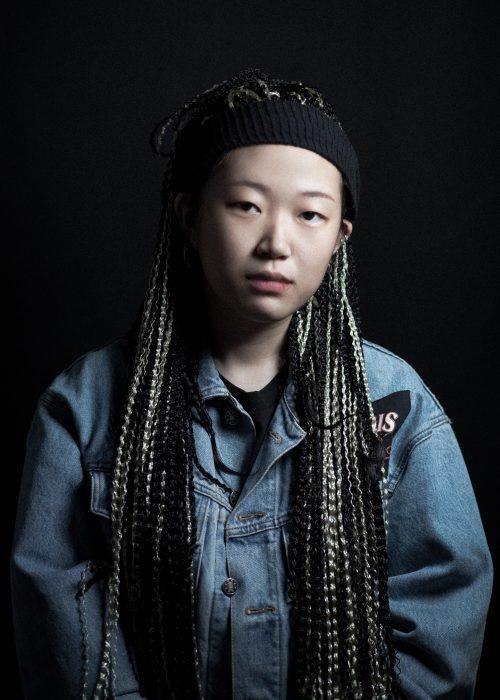 영정사진 프로젝트를 진행하는 홍산 작가 (사진=홍산 작가 제공)