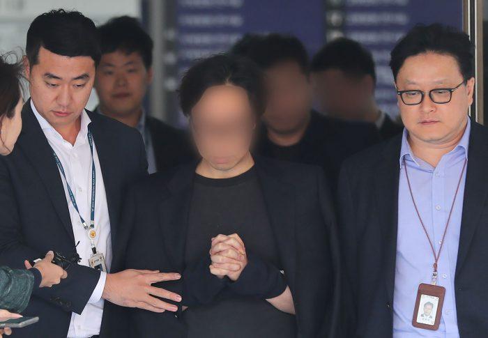 '프로듀스X101'의 투표 수 조작 혐의로 구속된 안PD (사진=연합뉴스)