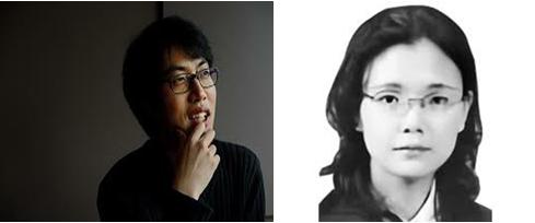 김성윤 박사와 김수아 교수