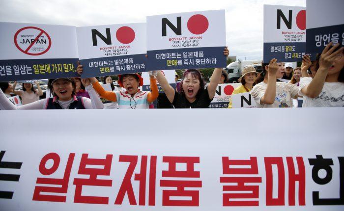 일본 제품 불매 운동이 이어지면서 일본의 자동차 수출액이 10분의 1로 급감했다. (사진=연합뉴스)